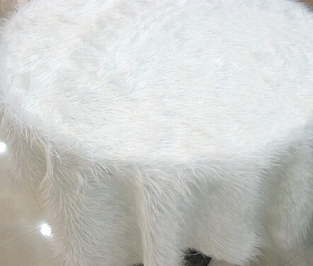 75*50cm soft white faux fur blanket newborn photo booth prop photo studio backdrops baby photography background backdrop