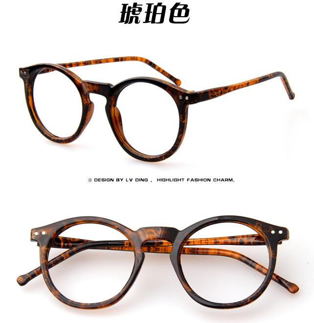 Glasses Frames For Style : Classic euramerican fashion eyeglasses frames for women ...