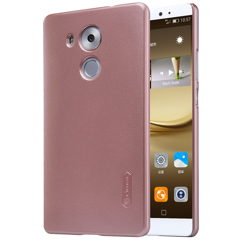 HUAWEI Ascend Mate 8 NXT-AL10 6'' Case NILLKIN Quality Hard PC Protective Shell Frosted Shield Back Cover Non-slip