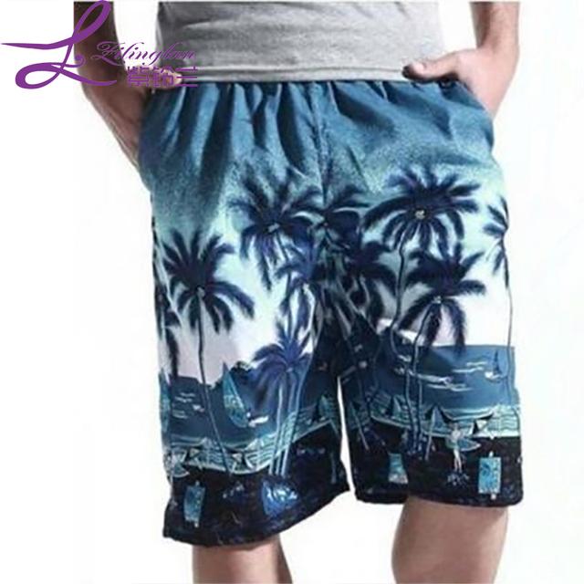 Men Beach Шорты Brand Board Короткий Шорты Homme Quick Drying Bermudas Masculinas ...