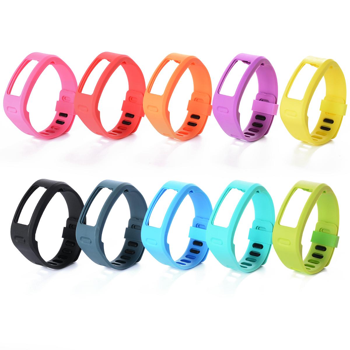 10PCS Replacement Wristband Band