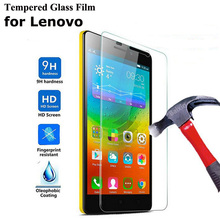 Buy Tempered Glass Screen Protector Film Lenovo A328 A536 A2010 A6000 A7000 Vibe Shot P70 P780 S60 S660 Vibe X2 X3 Z2 P1K80 for $1.04 in AliExpress store