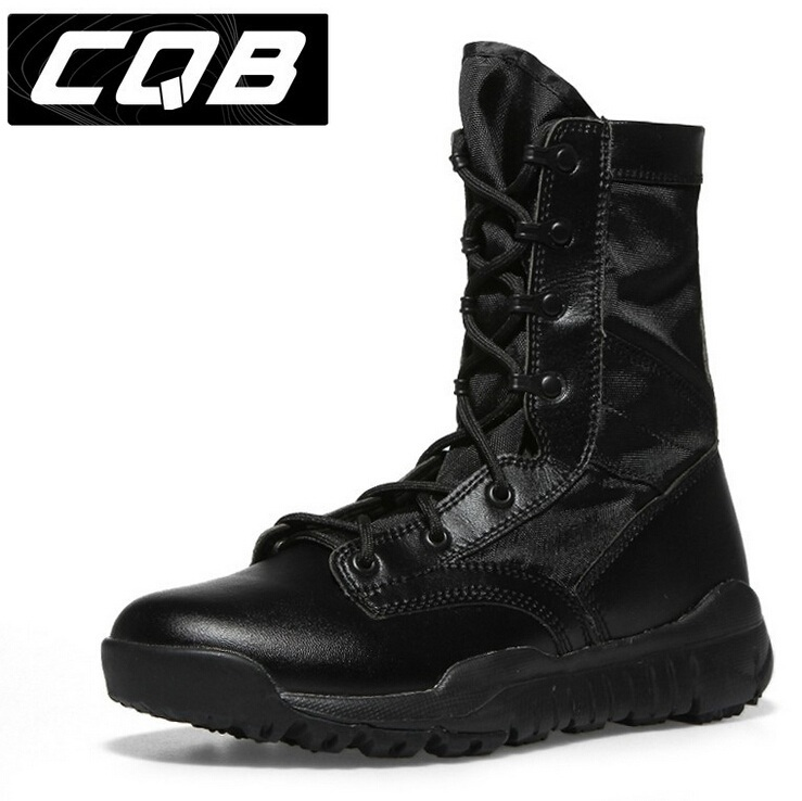 CQB BLACK Models High-Top Boots Combat Desert Summer Special Forces Military Tactical - UDARNIK Trade Co., Ltd. store