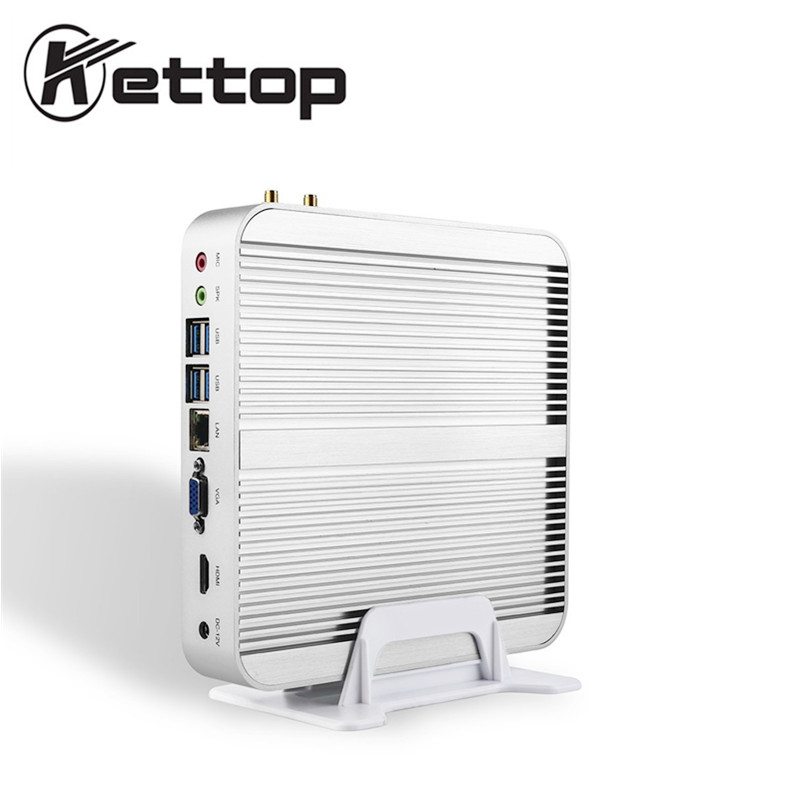 Kettop Mi4200 Portable Pc I5-4200U Up To 2.6GHz 1*Gigabit Ethernet Linux Ubuntu The Best Desktop Computer(China (Mainland))