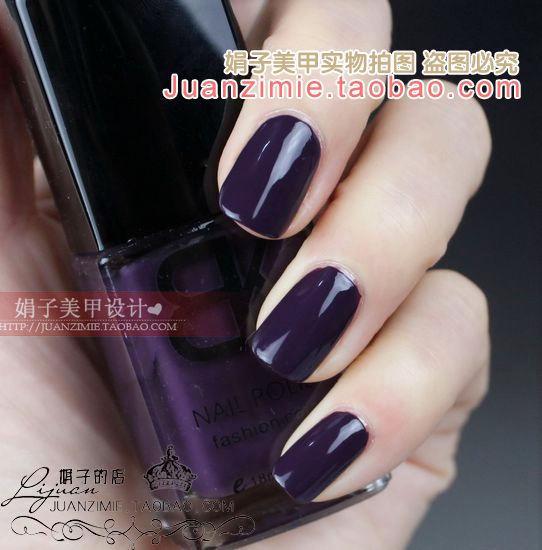 Bottle nail art casebottle bk nail polish oil 18ml classic 136