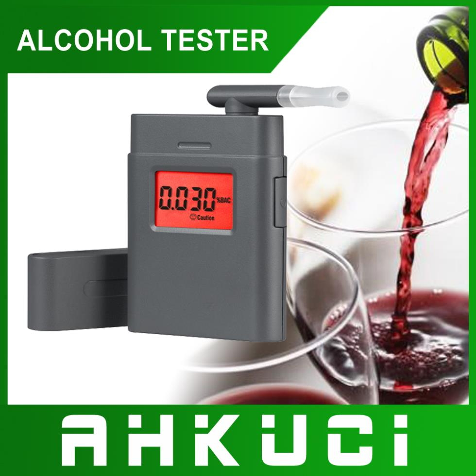2014 hot selling Breathalyzers AT-838 Digital Breath Alcohol Tester with mouthpiece High Quality digit LCD Alcohol Tester Clock(China (Mainland))
