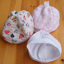 For 1-2 Years old baby Cotton Hat Cap kids caps lovely elastic skullies boys' & girls' beanies (China (Mainland))