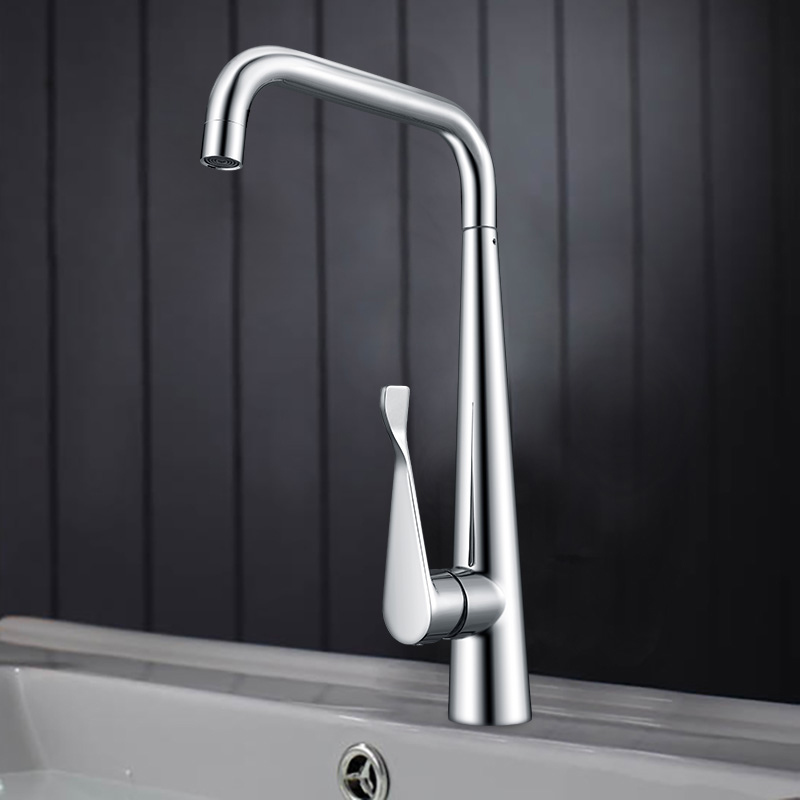 kitchen faucet basin mixer tap kitchen sink taps rotate single cold water tap washing vegetables basin sink faucet C02(China (Mainland))