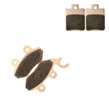 Brake Shoe Pads set PEUGEOT 50 125 New Tweet Evo 4T Rear disc model 2014 2015 - CNBP store