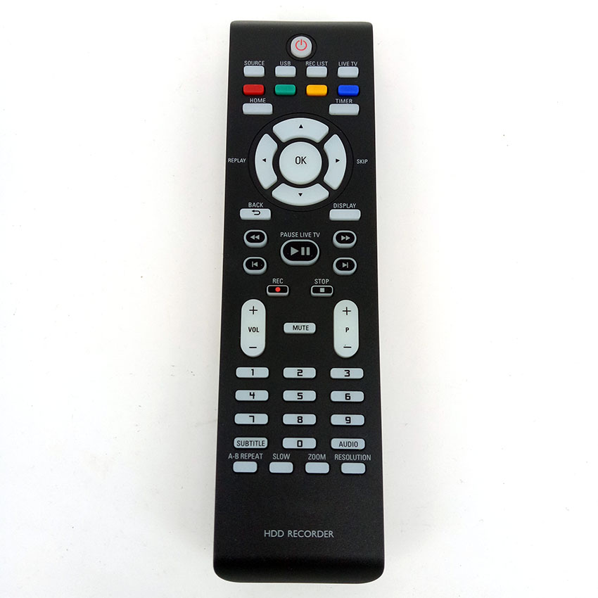 Original 2422 5490 1652 / 24225490 1504 For PHILIPS HDD DVD RECORDER Remote Control NEW(China (Mainland))