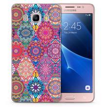 Для samsung Galaxy A5 A3 2016 17 prime J1 J2 J3 J7 S8plus Примечание 8 чехол, с цветочным принтом «розы» для фруктов с растительным рисунком мягкий ТПУ чехол для тел...(China)