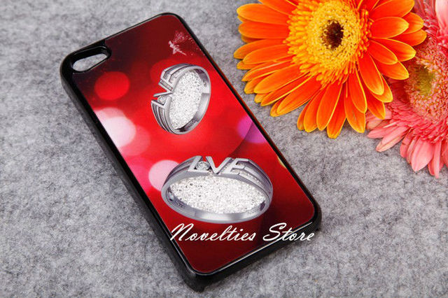Hot Sale Rhinestone Crystal Ring Hard Back Case Cover Bling Swarovski Diamond Case for iPhone 4 4S, iPhone 5 with retail package