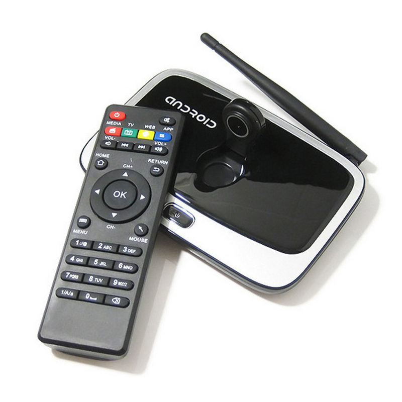 Q7S Android 4.4 Google Tv Box RockChip 3188 Quad Core Full HD 1080P 2G/8G XMBC 2MP Camera Bluetooth Media Player DLNA Miracast(China (Mainland))