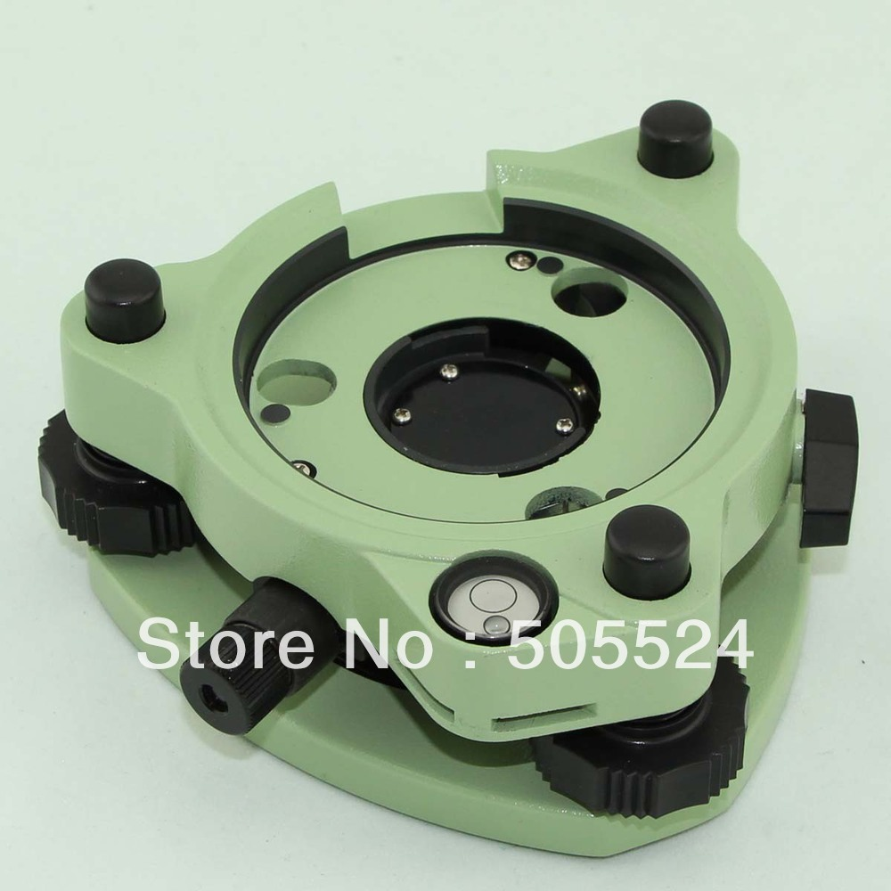 Green Tribrach with optical plummet total station #TL-2<br><br>Aliexpress