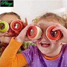 Magical kaleidoscope maple quality grinding multi-prism wooden toys bee eye effect traditional nostalgic toys PG0608(China (Mainland))