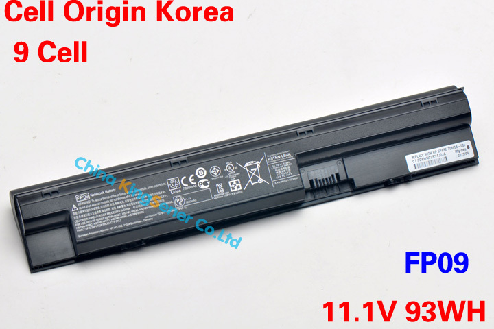 93WH Original Quality Korea Cell Laptop Battery for HP ProBook 440 445 450 455 470 HSTNN-LB4K HSTNN-LB4J FP09 FP06 HSTNN-W93C<br><br>Aliexpress