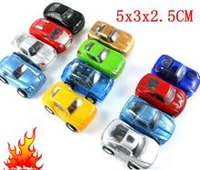 Selling 2015 Children's Educational Toys Mini Car Cute Baby Toy Car Back Car Multicolor Mixed Small Toys Wholesale(China (Mainland))