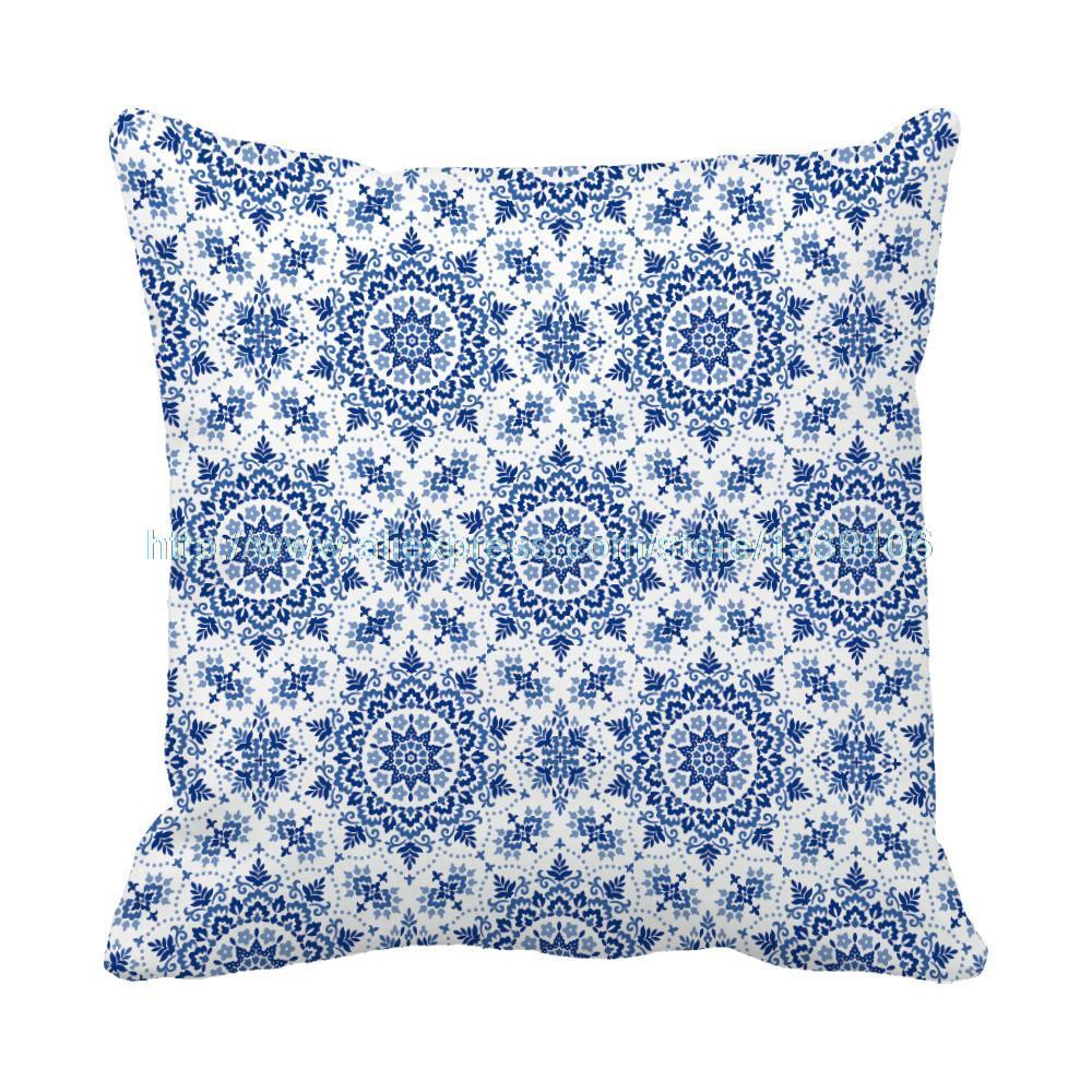 Find great deals on eBay for blue and white cushions. Shop with confidence.
