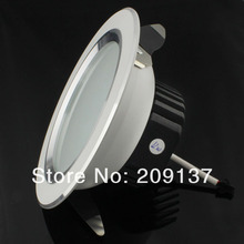 Super 12w LED Ceiling Light Cool White/Warm White LED Down Light lamp(China (Mainland))
