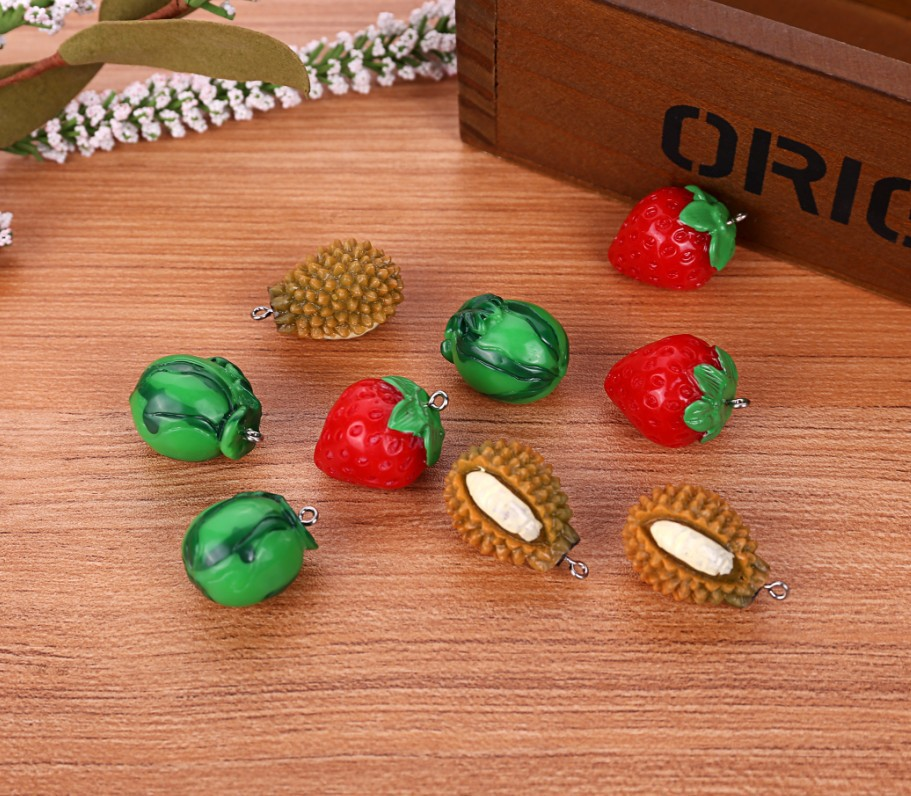Decoden Sweets Deco Resin Kawaii Cabochon Assorted Pack Sweets Charms 60pcs()