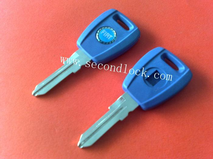 for Fiat key shell, car key shell(China (Mainland))