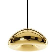 Tom Dixon Void Light Copper Brass, Gold, Silver Bowl Glass Pendant Light Lamp Diameter 15cm Hight 10cm(China (Mainland))