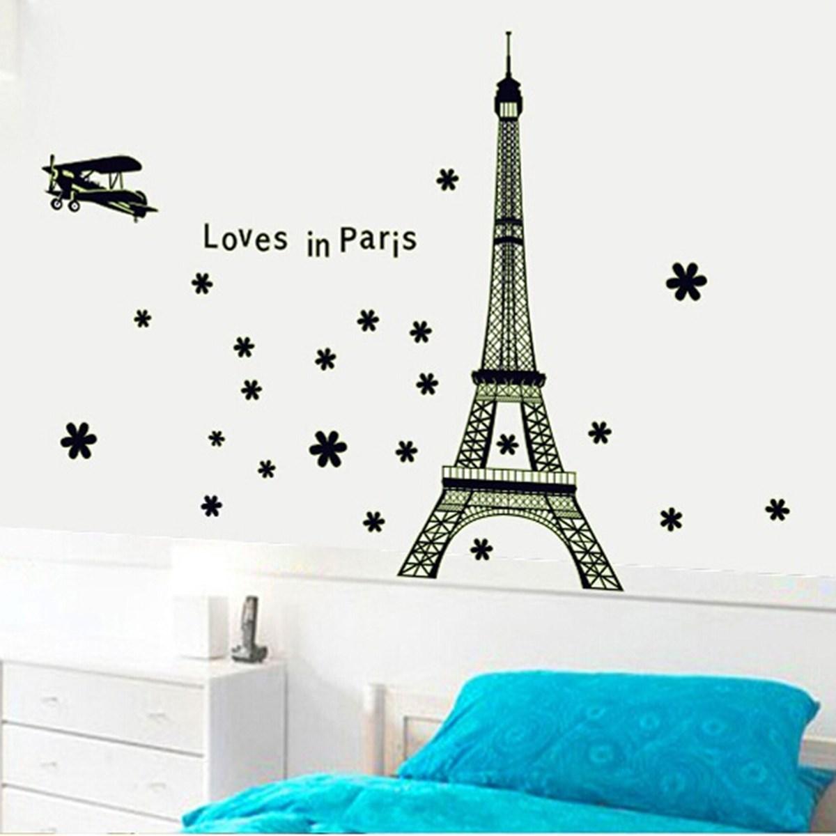 Paris Themed Bedding With Paris Themed Bedroom Paris Eiffel Tower