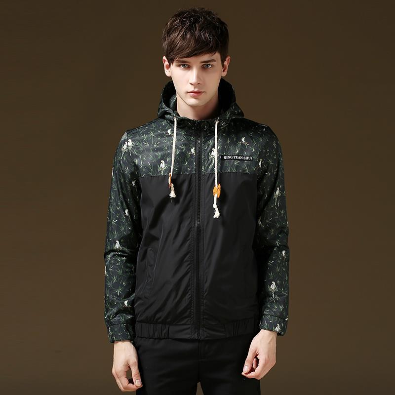 Mens Fashion Waterproof Jackets - JacketIn