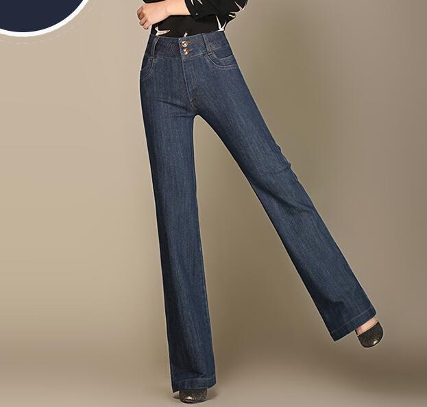 Cheap Plus Size Flare Jeans - Xtellar Jeans