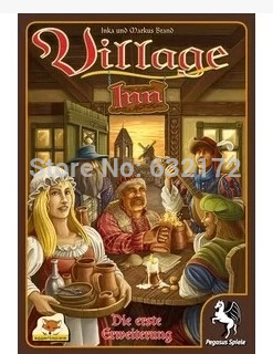 2015 New Arrival New Mtg Proxy Cards Mtg Cards Magic The Gathering The Original Game Village Inn Village: Pub Spot(China (Mainland))