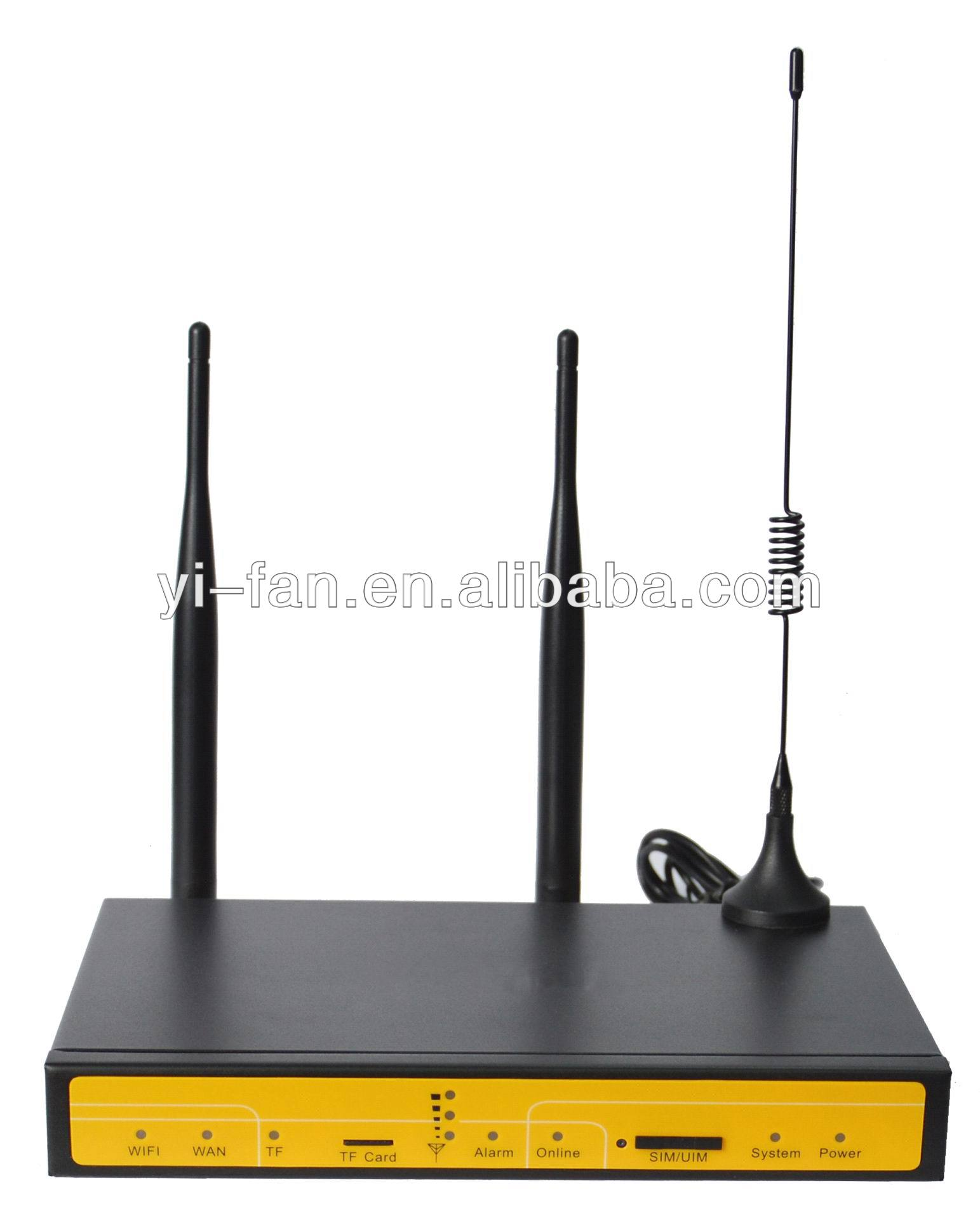 Support 44 users 3G WIFI Router with sim card slot TF card slot FOR CAR BUS WIFI(China (Mainland))