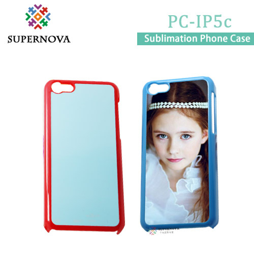 Printed PC Phone Case for Sublimation, Design Your Own Cellphone Cover, Custom Cell Phone Cover for iPhone 5C(China (Mainland))