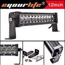 Eyourlife 12/14inch 60W cree led light bar