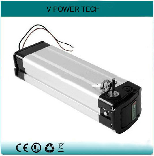 Silver Style 48V 10Ah 13S2P Li(CoxNiyMnz)O2 5000mAh Li-ion Rechargeable Electric Bike Battery Packs(China (Mainland))