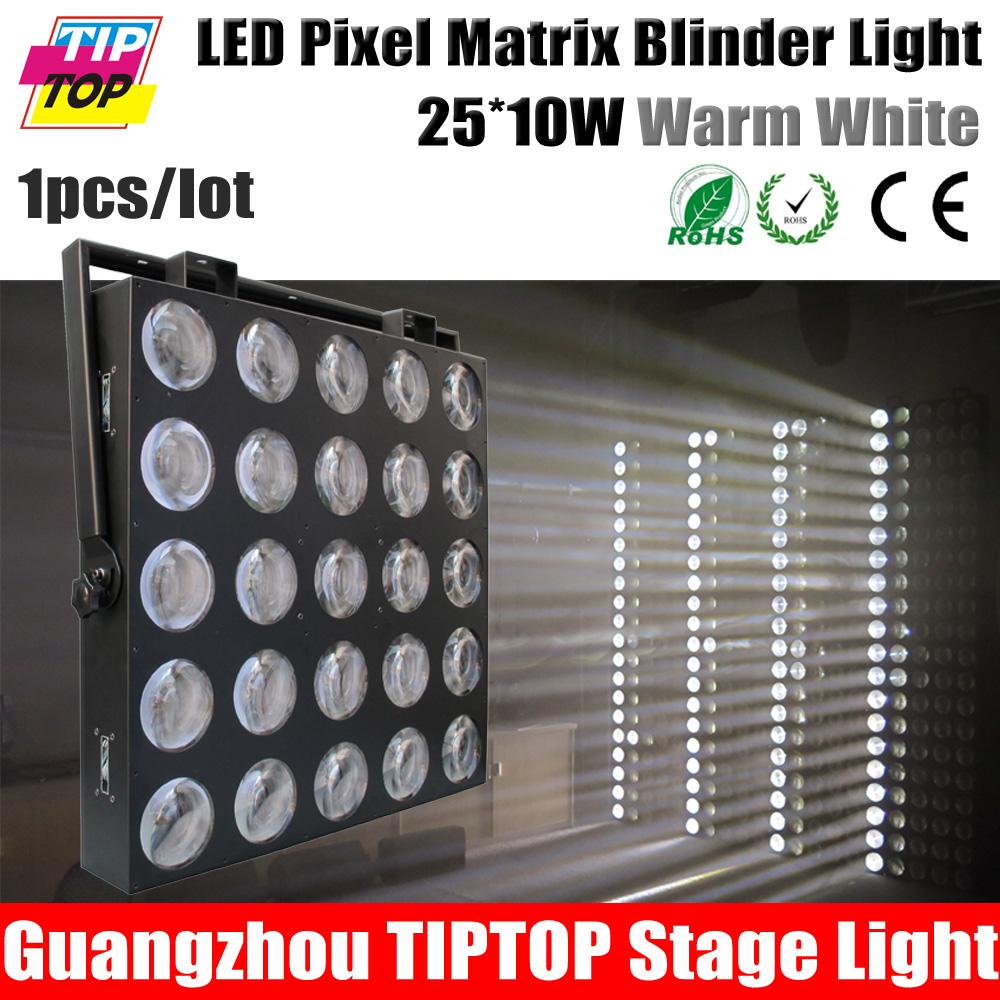 25 Heads LED Pixel Audience Matrix Blinder Light/Matrix Blinder 25Pcs*10W 3IN1 LED Blinder Professional Stage Effect Light<br><br>Aliexpress