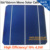 20pcs/Lot 4.5W 0.5V 156x156mm Solar Cell Photovoltaic, 19% High Efficiency 6x6 Mono Solar Cell 3 Busbar, for Making Solar Panel