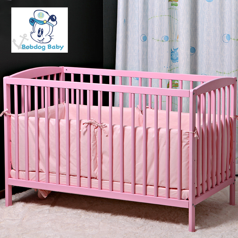2014 real special offer pine game beds en 120*29cm bob dog baby bed child broadened multifunctional game fashion plus size bb(China (Mainland))