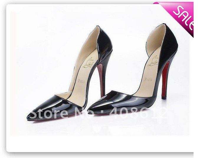 high heel shoes leather pumps black dress shoes pointed