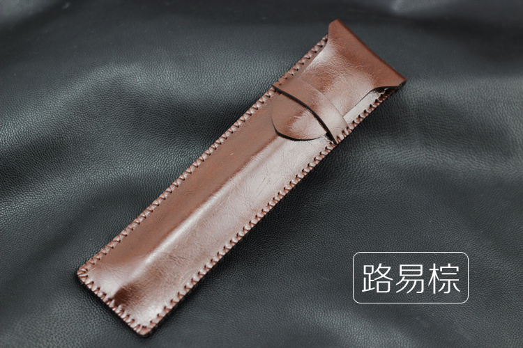 Meisterstuck leather pen \ pen protector \ Pencil leather holster pen<br><br>Aliexpress