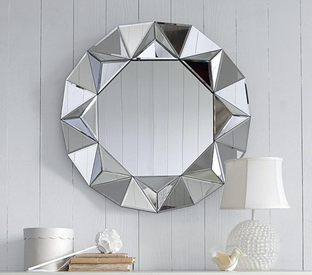 Modern wall mirror venice wall decorative mirrored art venetian mirror(China (Mainland))