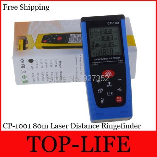 CP1001 CP 1001 CP-1001 100m Laser Distance Meter Ringefinder Range finder Tape measure Area<br><br>Aliexpress