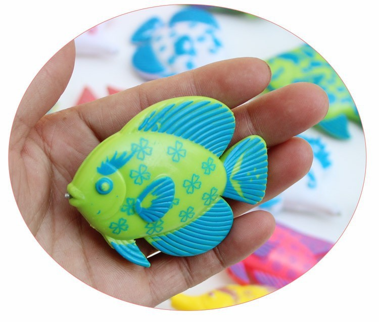 Magnetic fishing toy comes with 6 fish and a fishing rods, outdoor fun & sports fish toy gift for baby/kid(China (Mainland))