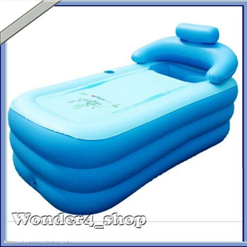 Hot Sale Adult folding SPA bathtub bath bucket folding Portable bathtub inflatable bath tub Air Pump(China (Mainland))