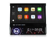 2015 Car DVD GPS 7″ Wince 6.0 Detachable 1Din HD Car Stereo Universal With Bluetooth 3G Internet  Support Digital TV DVB-T Box