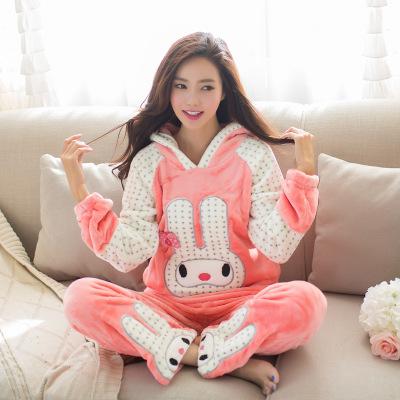hot 2015 volwassenen eenhoorn flanellen pyjama pyjama pak cosplay dier de winter kleding cute cartoon dier onesies thuis nachtkleding set(China (Mainland))
