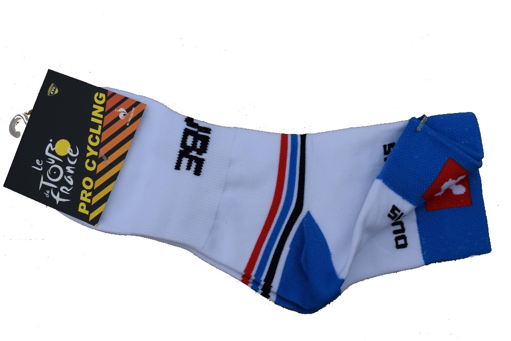 1 Pairs/Lot (Can MIX ) 2016 New Breathable Road Bicycle Sports Socks/ Mountain Bike Socks/Racing Cycling Socks/Coolmax Material(China (Mainland))