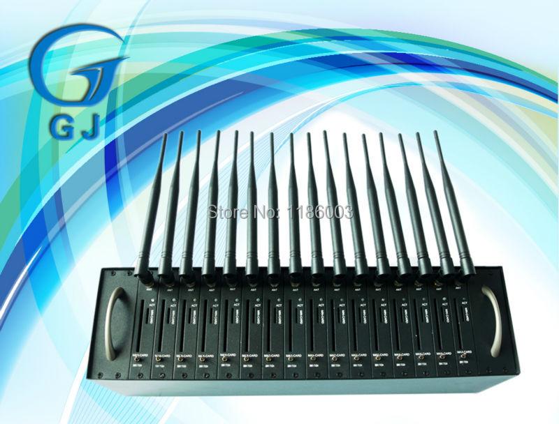 16 PORT GSM/GPRS MODEM CDMA MODEM USB RS232 SEND SMS MMS(China (Mainland))