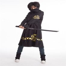 Buy Anime One Piece Cosplay Costume Akatsuki Trafalgar Law Cartoon Cloak/Cape Halloween Party Cosplay Costumes CS00062 for $22.24 in AliExpress store
