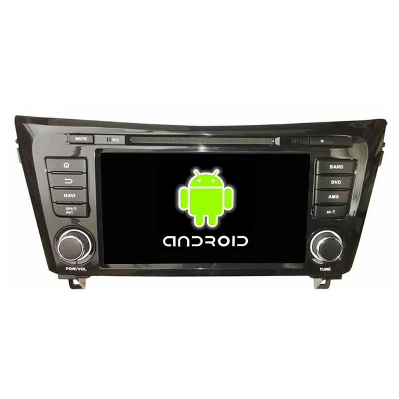 ROM 16G Quad Core 1024*600 Android 5.1.1 Fit Nissan QashQai X-Trail 2014 2015 Car DVD Player GPS TV 3G Radio Navigation(China (Mainland))
