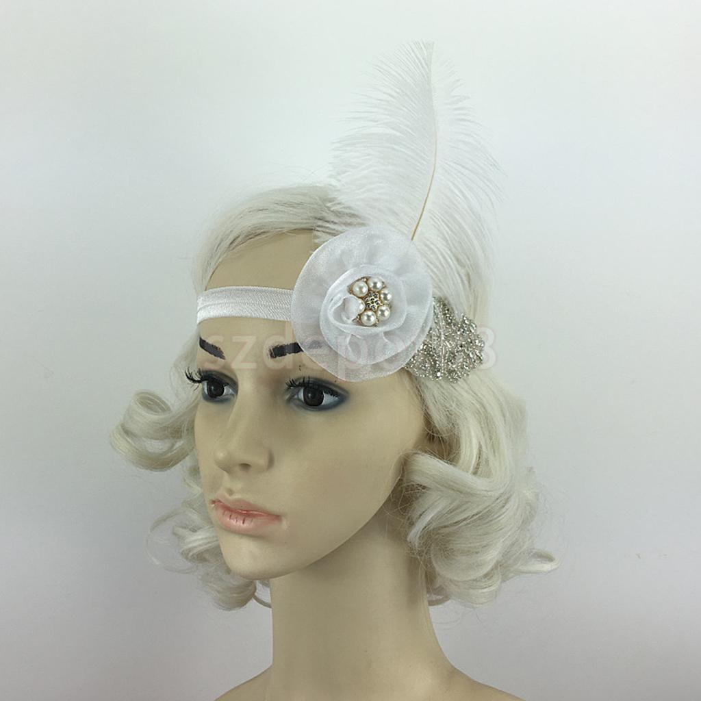 flapper headband promotion shop for promotional flapper. Black Bedroom Furniture Sets. Home Design Ideas